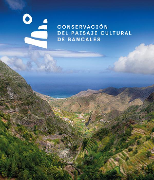 conservacion paisaje natural de bancales